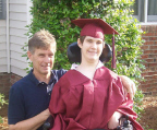 Da and Brantley graduation Thumbnail