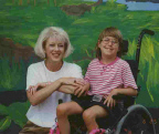 Gail and Brantley at Bibleschool 1995 Thumbnail