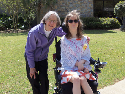 Judy and Brantley Easter 2015