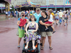 Susan, Reese, Brantley, Ryan, Elizabeth, and Luke at Disney 6-1-12 Thumbnail